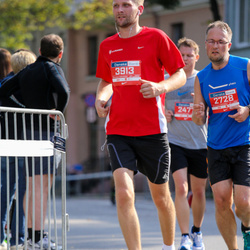 11th Danske Bank Vilnius Marathon - Tomas Caplinskas (2728), Justinas Rudinskas (3913)