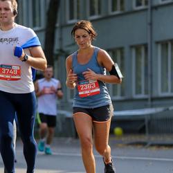 11th Danske Bank Vilnius Marathon - Žana Valanciene (2363)