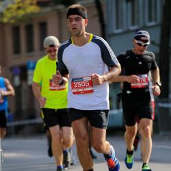 11th Danske Bank Vilnius Marathon - Laimas Baliunas (2505)