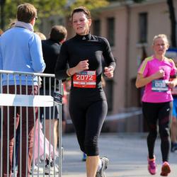 11th Danske Bank Vilnius Marathon - Janina Kvedariene (2072)