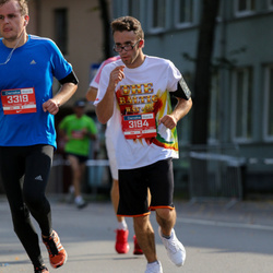 11th Danske Bank Vilnius Marathon - Ignas Žasytis (3194), Tomas Toleikis (3319)
