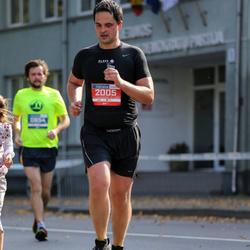 11th Danske Bank Vilnius Marathon - Arunas Gaspariunas (2005)