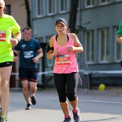 11th Danske Bank Vilnius Marathon - Inga Bruzikiene (3241)