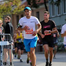 11th Danske Bank Vilnius Marathon - Nataliia Cholovian (3409)