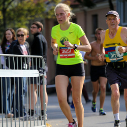 11th Danske Bank Vilnius Marathon - Kaste Rutkauskaite (3651)