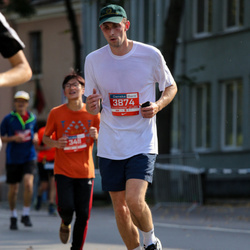 11th Danske Bank Vilnius Marathon - Vaidas Cekanavicius (3874)