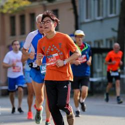 11th Danske Bank Vilnius Marathon - Jaeyoung Kwak (3411)