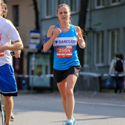 11th Danske Bank Vilnius Marathon - Paulita Šubert (3564)