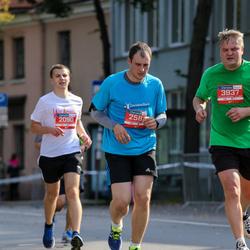 11th Danske Bank Vilnius Marathon - Mykolas Krišciunas (2090), Vytautas Buckus (2583)