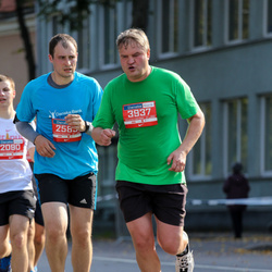 11th Danske Bank Vilnius Marathon - Vytautas Buckus (2583), Saulius Žaleniakas (3937)