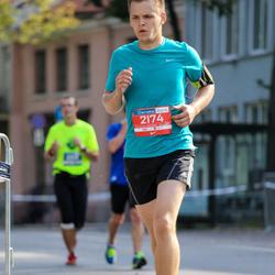 11th Danske Bank Vilnius Marathon - Mantas Baciuška (2174)