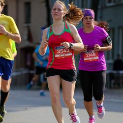 11th Danske Bank Vilnius Marathon - Urte Bernataviciute (3543)
