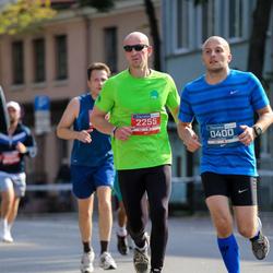 11th Danske Bank Vilnius Marathon - Philip Siim (400), Ignas Grudzinskas (2255)