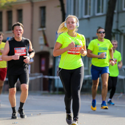 11th Danske Bank Vilnius Marathon - Giedre Kubiliute (2038)