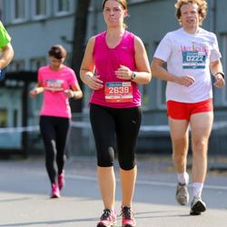 11th Danske Bank Vilnius Marathon - Jurgita Petrutyte (2639)
