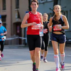 11th Danske Bank Vilnius Marathon - Raimonda Kirpliukaite (2665), Ieva Kotryna Stankeviciene (2911)