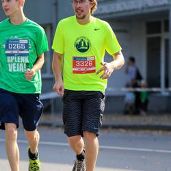 11th Danske Bank Vilnius Marathon - Kipras Karalius (265), Antanas Karalius (3326)
