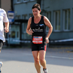 11th Danske Bank Vilnius Marathon - Sandra Van Zundert-Swennen (2860)