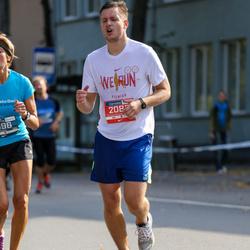 11th Danske Bank Vilnius Marathon - Andrius Tautvaišas (2083)
