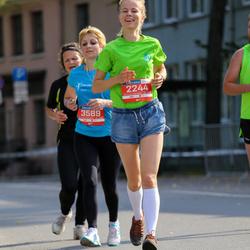 11th Danske Bank Vilnius Marathon - Aušra Paliukaityte (2244), Renata Lukoševiciute (3589)