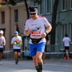 11th Danske Bank Vilnius Marathon - Tadas Žentelis (2036)