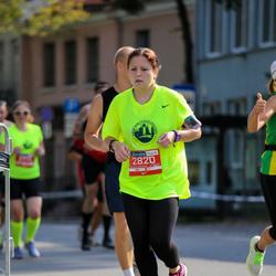 11th Danske Bank Vilnius Marathon - Yulia Karlina (2820)