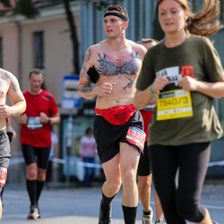 11th Danske Bank Vilnius Marathon - John Holley (3382)