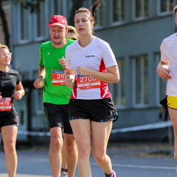 11th Danske Bank Vilnius Marathon - Eric Heinrich (2117), Oksana Cižiene (2700)