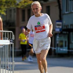 11th Danske Bank Vilnius Marathon - Arvydas Tareila (2140)