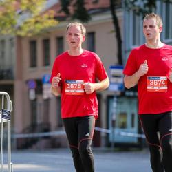 11th Danske Bank Vilnius Marathon - Justinas Pipiras (3674), Kostas Pipiras (3675)