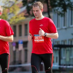 11th Danske Bank Vilnius Marathon - Justinas Pipiras (3674)