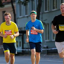 11th Danske Bank Vilnius Marathon - Remigijus Šimanskis (2018), Povilas Laucius (3966)