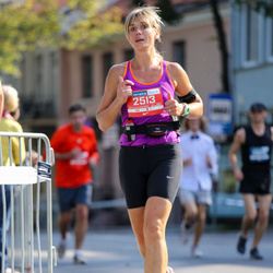 11th Danske Bank Vilnius Marathon - Jurgita Christiansen (2513)