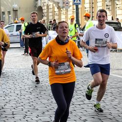 11th Danske Bank Vilnius Marathon - Mindaugas Venckevicius (6207), Rytis Rainys (10463)