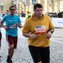 11th Danske Bank Vilnius Marathon - Simonas Balsys (4769), Rytis Rainys (10463)