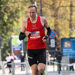 11th Danske Bank Vilnius Marathon - Marius Šilinskis (2460)