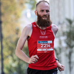 11th Danske Bank Vilnius Marathon - Dainius Blynas (2214)
