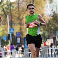 11th Danske Bank Vilnius Marathon - Tomas Kazragis (2969)