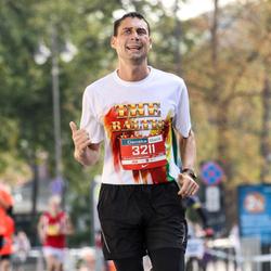 11th Danske Bank Vilnius Marathon - Mindaugas Dabkevicius (3211)
