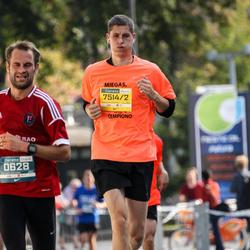 11th Danske Bank Vilnius Marathon - Linas Jocius (628), Henrikas Zakarevicius (75142)
