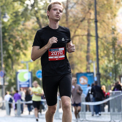 11th Danske Bank Vilnius Marathon - Giedrius Staškevicius (2070)