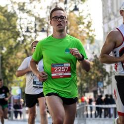 11th Danske Bank Vilnius Marathon - Giedrius Žiogas (2257)