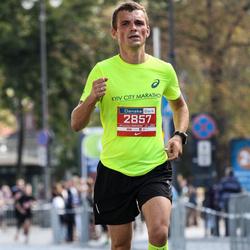 11th Danske Bank Vilnius Marathon - Dmytro Kovalenko (2857)