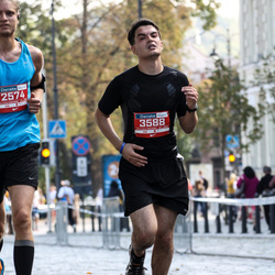 11th Danske Bank Vilnius Marathon - Dmitrij Nesterenko (3588)