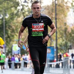 11th Danske Bank Vilnius Marathon - Marius Gružauskas (3737)