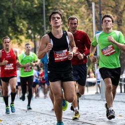 11th Danske Bank Vilnius Marathon - Andrius Bursovas (2465), Nerijus Baliutis (3504)