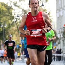 11th Danske Bank Vilnius Marathon - Egmontas Tamašauskas (2065)
