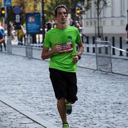 11th Danske Bank Vilnius Marathon - Marius Ruibys (2256)