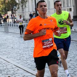 11th Danske Bank Vilnius Marathon - Tomas Ališauskas (2042), Kirill Goldshmidt (3402)