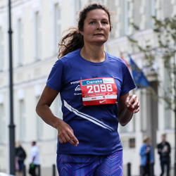 11th Danske Bank Vilnius Marathon - Vaida Šiugždinyte (2098)